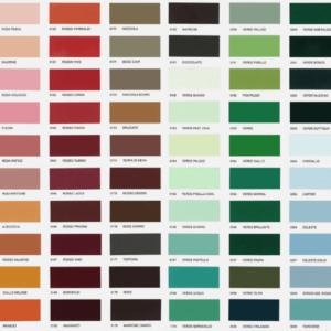 paleta kolorów ica