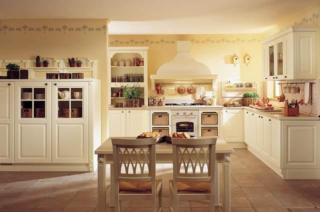 Styl prowansalski w kuchni