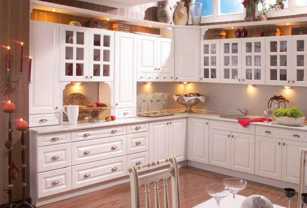 Meble kuchenne w stylu retro