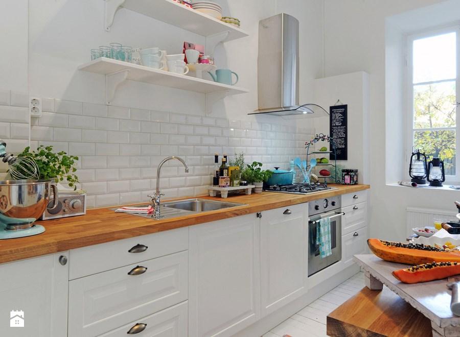 Skandynawskie meble do kuchni